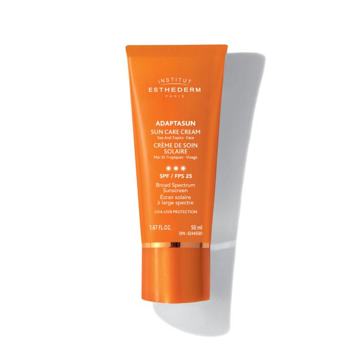 Adaptasun Sun Care Cream Sea And Tropics Face - Spf 25