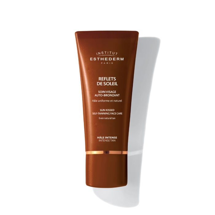 Self-Tanning Face Care Intense Tan
