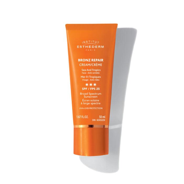 Bronz Repair 3 Suns Face Cream Anti-Wrinkle - Spf 25