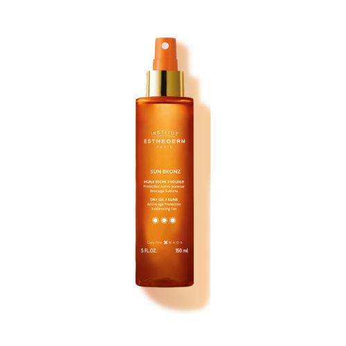 Sun Bronz Dry Oil